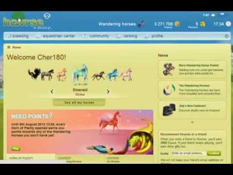 Cher180: Updated How to make money on Howrse