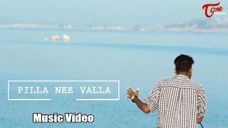 Pilla Nee Valla || Telugu Music Video 2017 || By Caleb Nathaneil