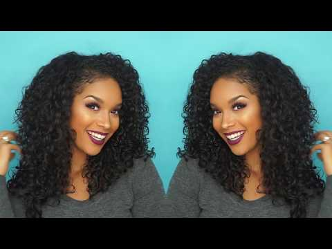 BEST CURLY HAIR ROUTINE W/ NO SHEDDING!!  |  CURL KEEPER