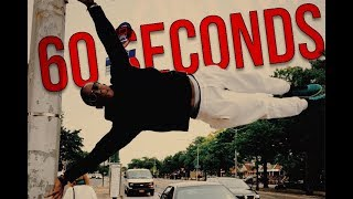 60 Second Human Flag Tutorial | How To Human Flag