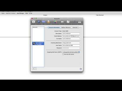 How to Delete Email Account on Mac