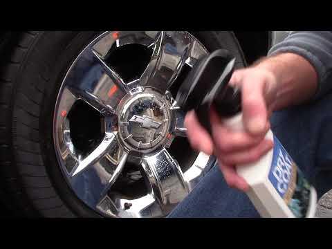 Stop Brake Rotor RUST When Detailing Wheels - Super Fast & Safe!