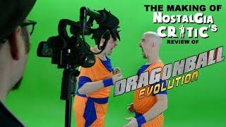 Dragonball Evolution - Making of Nostalgia Critic