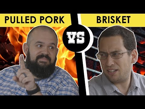 Pulled Pork vs. Brisket - Back Porch Bickerin'