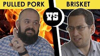 Pulled Pork vs. Brisket - Back Porch Bickerin