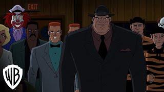 "Batman & Harley Quinn clip -- ""Let"