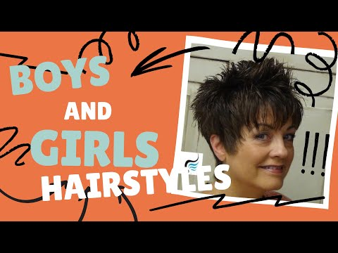 How to Cut: Short Hairstyles For Women (Short Haircuts)