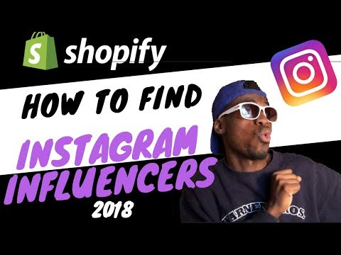 HOW TO FIND INSTAGRAM INFLUENCERS IN 2018! (NEW METHOD)