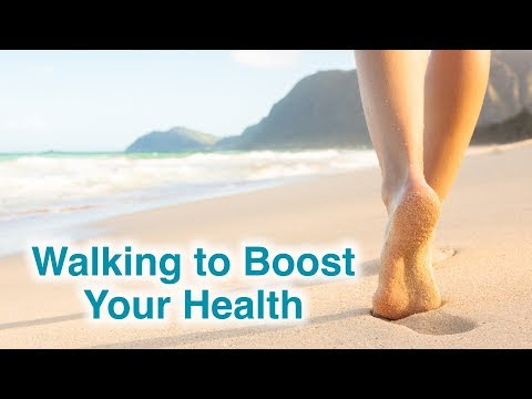 Learn How to Walk Correctly to Maximize Your Potential