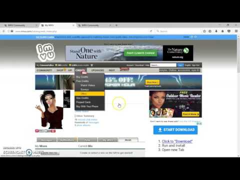 IMVU: How To Get Your Account Back