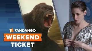 Kong: Skull Island, Personal Shopper, Raw | Weekend Ticket