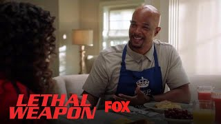 Roger Tries To Have Breakfast With His Daughter Before She Leaves | Season 2 Ep. 4 | LETHAL WEAPON