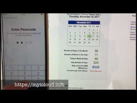 Unlock with passcode iOS11.1 bug patched