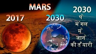 2030 पे मंगल मे रहेगा इंसान (100% proof) | Man will live on mars | मंगल ग्रह के अदभुत तथ्य | rahasya