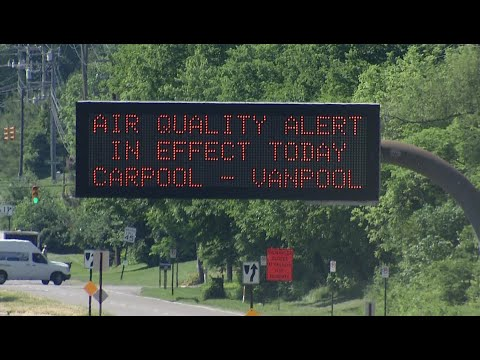Fourth air quality alert issued this month: Steps to help reduce pollution