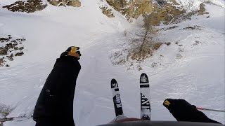 GoPro Line of the Winter: Léo Taillefer - France 3.15.15 - Snow