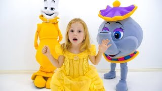 Download Настя и её необычные игрушки Video