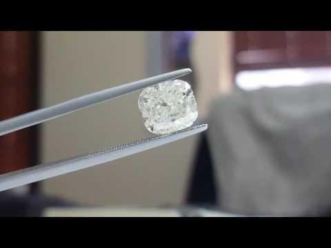 3.25ct. H Color, I1 Clarity Loose Diamond (clarity Enhanced)