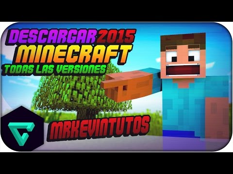 Como Descargar Minecraft Gratis para Pc Full En Español 2017!!