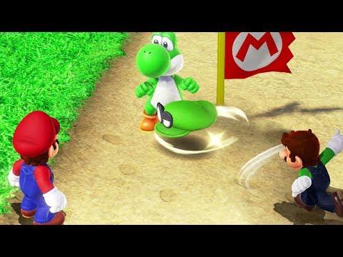 Super Mario Odyssey - 2 Player Co-Op - Full Walkthrough