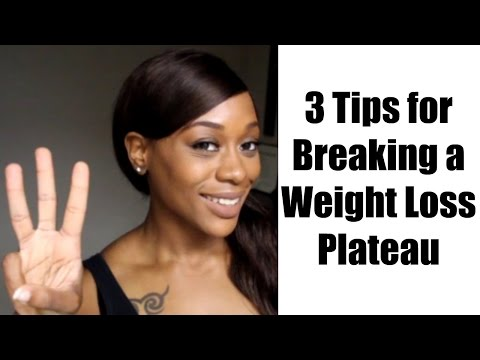 Breaking a Weight Loss Plateau