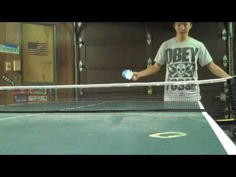 How to make a Ping Pong Paddle! *genius tutorial*