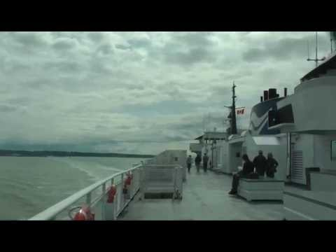 Ferry Ride to and from Vancouver Island   Nanaimo