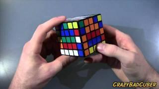 5x5 Rubik's Cube - Edge Pairing Parity Error Solution (2019