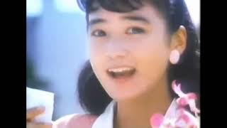 花王 ソフィーナ cm 1985  安田成美