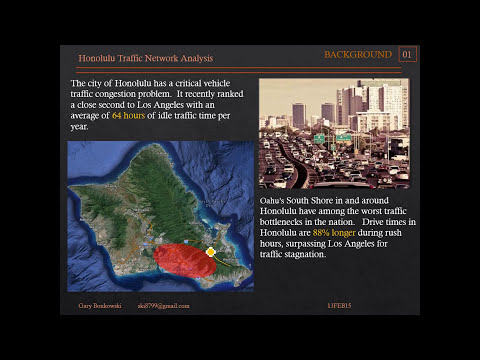 Discussion: Honolulu Traffic Analysis