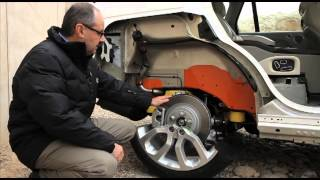 Atlantic British Presents: How To Install Air Strut Assembly on