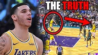 The REAL Reason Why Lonzo Ball Is Playing BETTER (Ft. LeBron James, NBA Passes, Dunks)