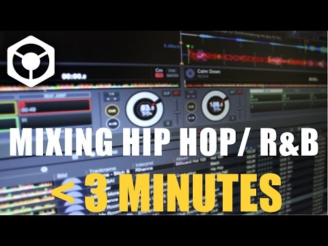 Learn mixing Hip-Hop/R&B in under 3 minutes   Vescu