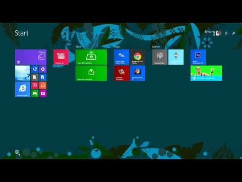 How to Delete (Uninstall) apps using Windows 8.1