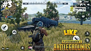 Top 5 Online Android Games Like Player Unknown's Battlegrounds #3
