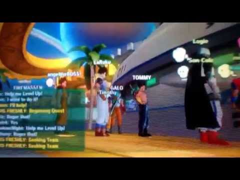 Dragon ball z xenoverse multi lobby