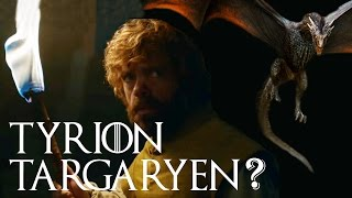 Why Tyrion Is Likely A Targaryen