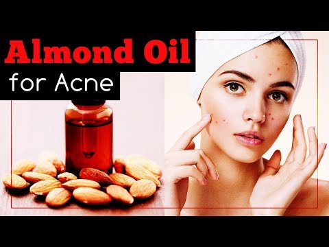 This is How to Use Almond Oil for Acne and Scars