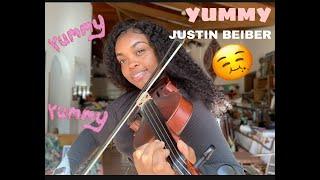 YUMMY - Justin Bieber - Violin Cover by Virgin Island Violinist