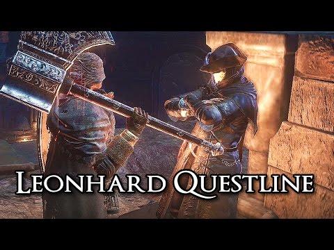 Dark Souls 3 Leonhard Questline [1080p HD]