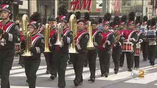 Annual Columbus Day Parade Rolls Through New York City