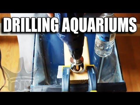 HOW TO: Drill A Glass Aquarium
