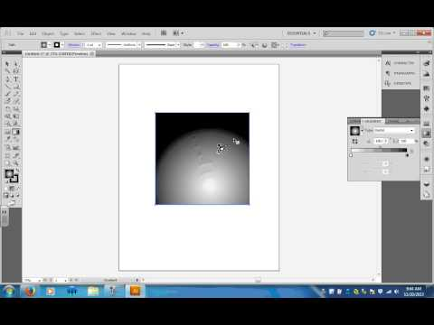 How to Add and Use a Gradient - Adobe Illustrator CS5