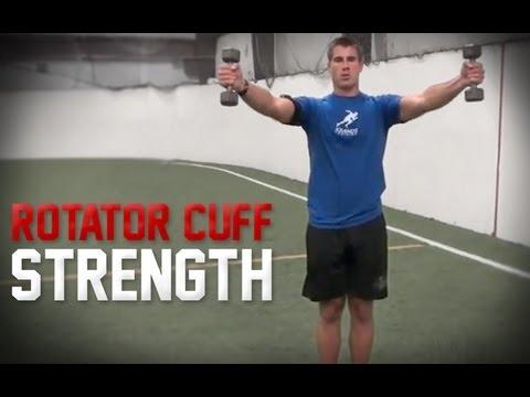 Baseball Drills | Shoulder Strength | Rotator Cuff