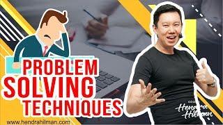 Teknik Problem Solving Dalam Meeting - Coach Hendra Hilman