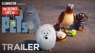 The Secret Life of Pets - Trailer #2 (HD) - Illumination