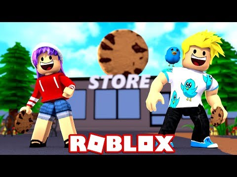 Audrey is the WORST Cookie Employee EVER! Roblox Bloxburg Roleplay