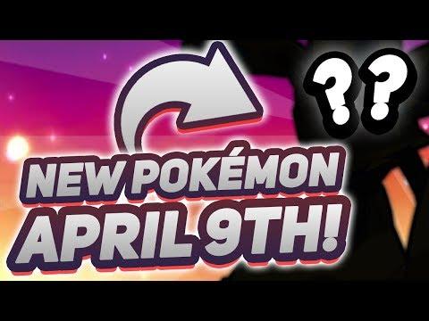NEW POKÉMON REVEAL April 9th! New Pokémon Confirmed For 21st Movie!
