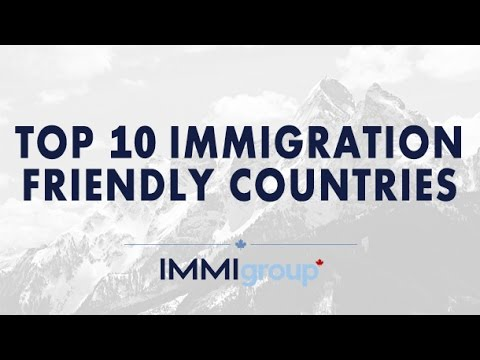 Top 10 Immigration Friendly Countries - (Singapore)