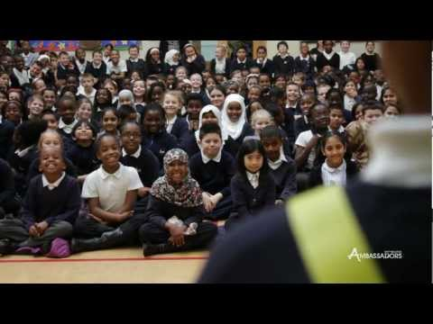 Anti-Bullying Ambassadors Introduction (2)